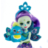 Enchantimals baba állatkával - Patter Peacock (DVH87-FXM74)