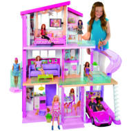 Barbie Dreamhouse - Álomház (ZZZ-FHY73)