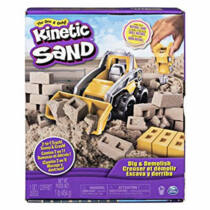 Kinetic Sand - Dig &, Demolish homokgyurma szett (6044178)