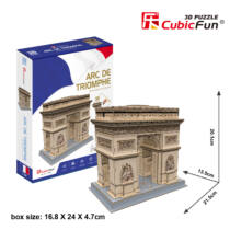 3D puzzle kicsi Triumphal Arch  (C045)