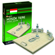 3D puzzle Hősök tere (C198)