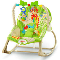 Fisher-Price Kisállatos hintaszék (CBF52)