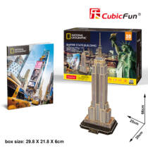 3D puzzle City Trav. New York (DS0977)