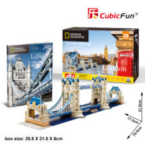 3D puzzle City Trav. London (DS0978)