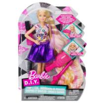 Barbie divatos frizurákkal (DWK49)