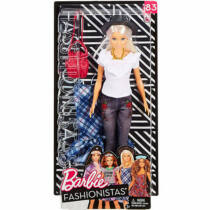 Barbie Fashionista baba ruhával (FJF67)