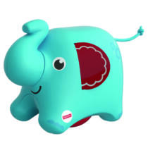 Fisher-Price Gurulós állatkák - Elefánt (FRR65-FRR63)