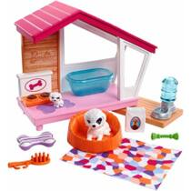Barbie mesés kutyaház kiegészítőkkel (FXG34)