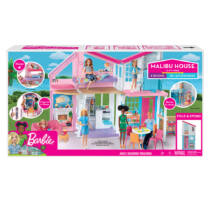 Barbie tengerparti Álomház (FXG57)