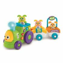 Fisher-Price BeatBo tanuló vonat (FXJ21)