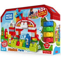 Mega Bloks Zenélő farm (GCT50)