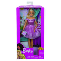 Boldog születésnapot Barbie! baba (GDJ36)