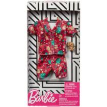 Barbie karácsonyi ruhaszettek (GGG48)* - Utolsó darabok!