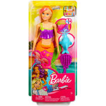 Barbie Dreamhouse Adventures Barbie sellő (GGG58)