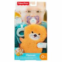 Fisher-Price Cumitartó plüss clipmals (GNP46-GJD29)