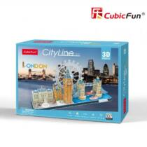 3D puzzle City Line London (MC253)