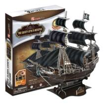 3D puzzle nagy Queen Anne's R. (T4005)