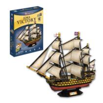 3D puzzle HMS Victory (T4019) - Utolsó darabok!