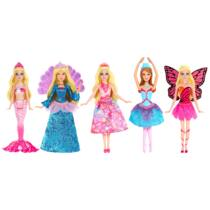 Barbie Dreamtopia mini babák (V7050)