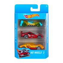 Hot Wheels kisautók (3 darabos) (K5904)