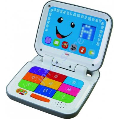 Fisher-Price Tanuló laptop (DTN09)